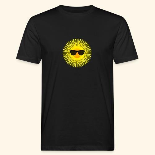 Sol de Canarias - Camiseta ecológica hombre
