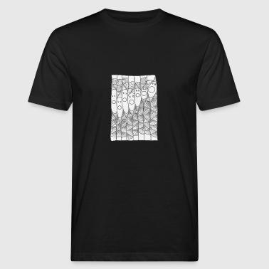 tetearbre2 - Männer Bio-T-Shirt