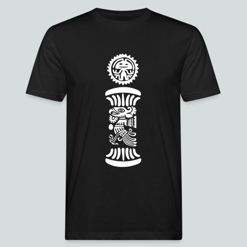 Mayan Sun - T-shirt ecologica da uomo