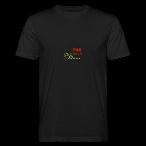 THC-Chemical - Männer Bio-T-Shirt
