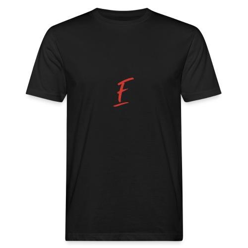 Radio Fugue F Rouge - T-shirt bio Homme