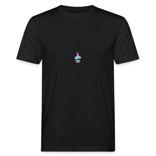GameoverLogotekst - Mannen Bio-T-shirt