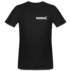 HUDGE PRO WHITE - Männer Bio-T-Shirt