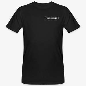 Cinemantrix - Ekologisk T-shirt herr