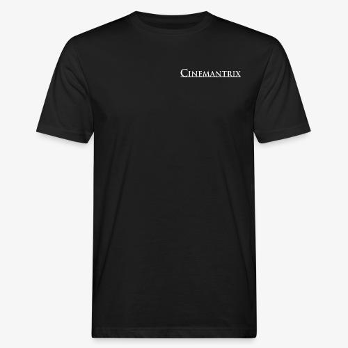 Cinemantrix - Ekologisk T-shirt herr