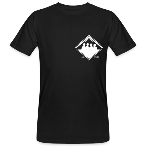 Black Est. 2015 T-Shirt - Men's Organic T-Shirt