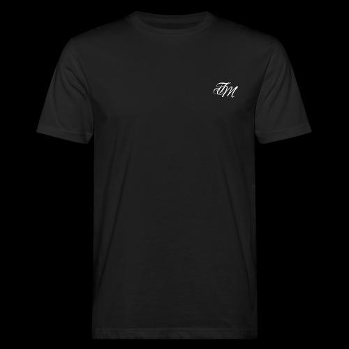 Tattoo Muscle White - Men's Organic T-Shirt