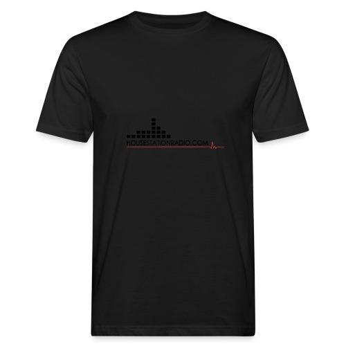 Housestation Radio - T-shirt ecologica da uomo