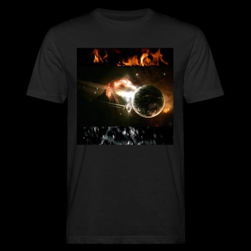 éléments principaux - T-shirt bio Homme