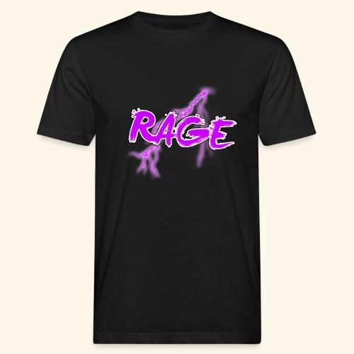 Logo rage - T-shirt bio Homme