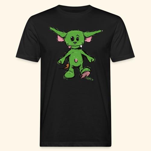 Brasilianische Zwergschlammelfe (groß) - Männer Bio-T-Shirt