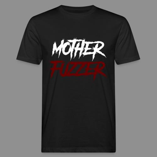 Motherfuzzer - Männer Bio-T-Shirt