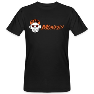 Raw Monkey Logo - T-shirt bio Homme