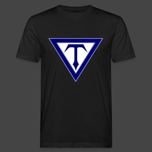 T-Eagle Records - Logo - Männer Bio-T-Shirt