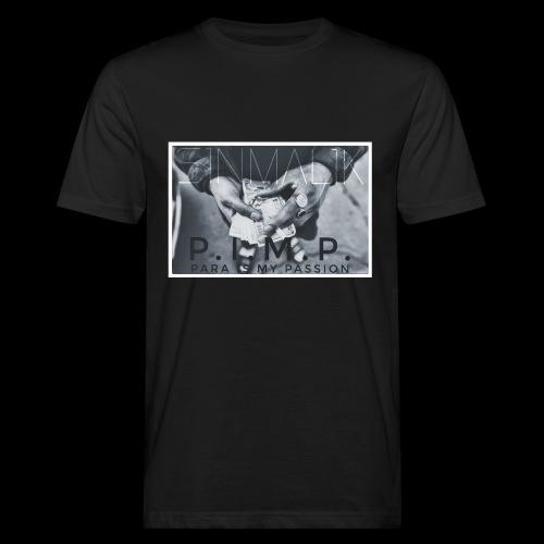 P.I.M.P Para ist my Passion - Männer Bio-T-Shirt