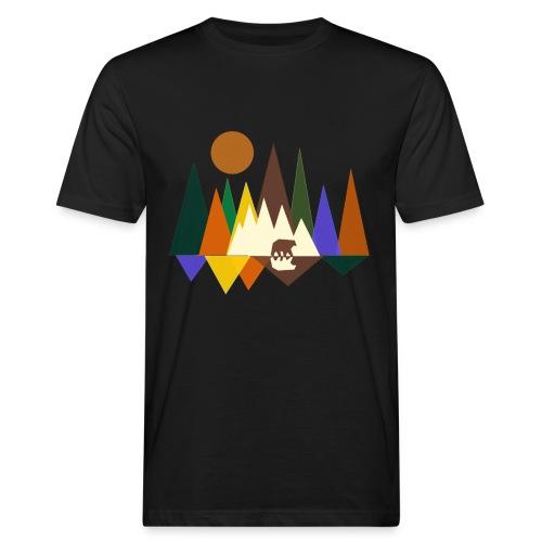 bos - Mannen Bio-T-shirt