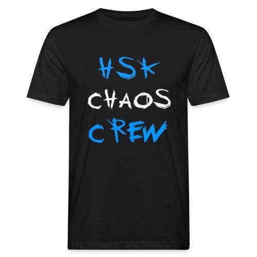 HSK CHAOS CREW - Männer Bio-T-Shirt