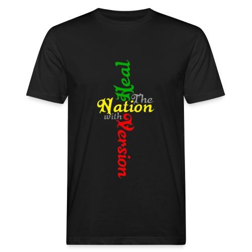 Reggae Healing Gears - Men's Organic T-Shirt