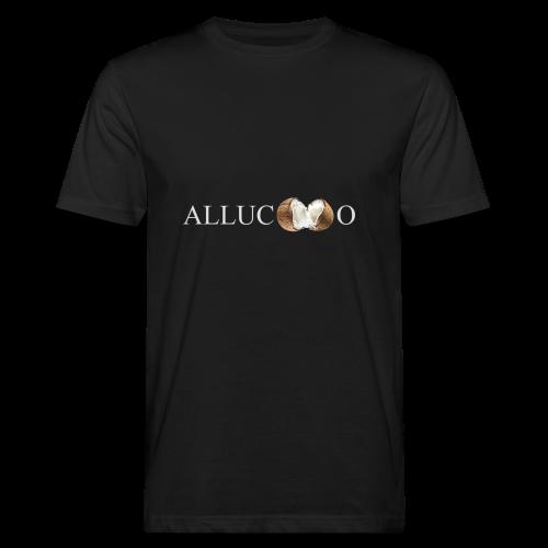 allucoco negro - Camiseta ecológica hombre