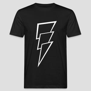 Thunder white - Mannen Bio-T-shirt