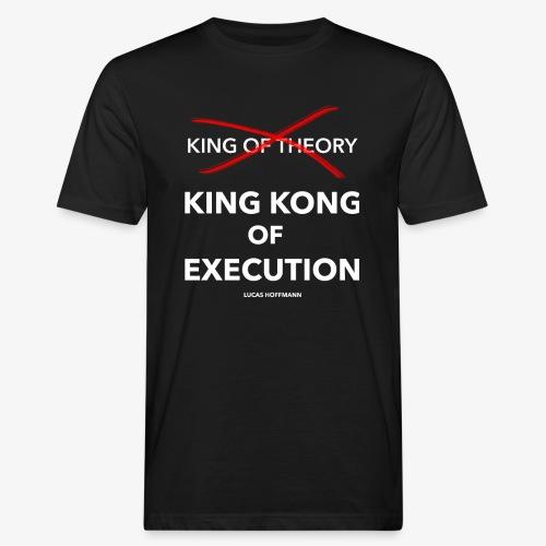 KING-KONG - Männer Bio-T-Shirt