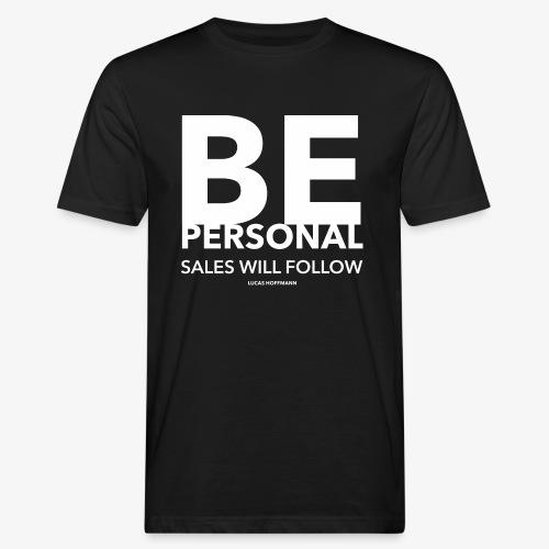 BE PERSONAL - Männer Bio-T-Shirt