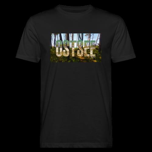 Ostsee - Männer Bio-T-Shirt