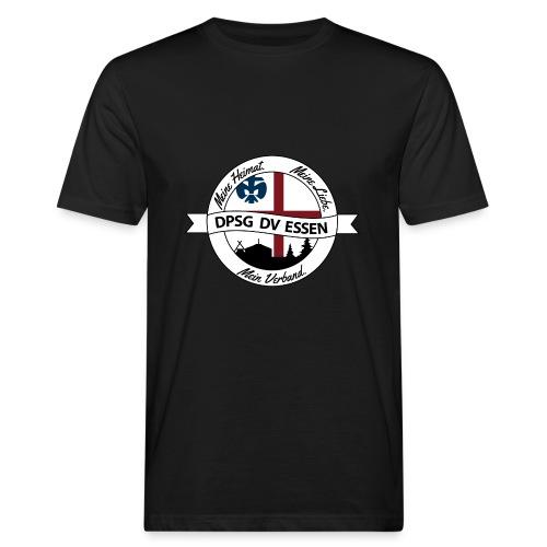 Leuchtfeuer Essen Logo - Männer Bio-T-Shirt