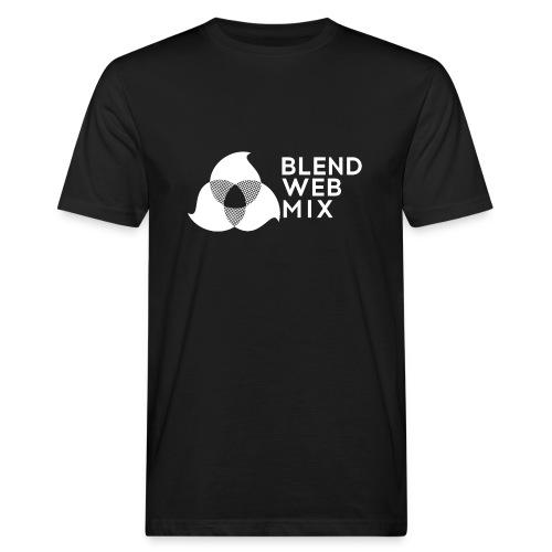 logo bland - T-shirt bio Homme