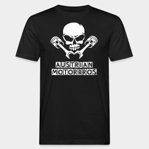 AustrianMotorBros - Männer Bio-T-Shirt