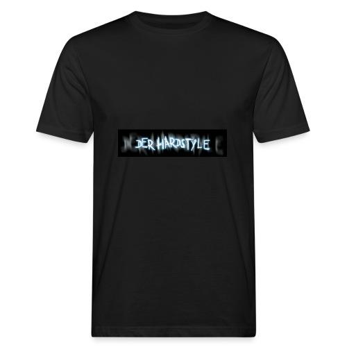 DerHardstyle ONE - Männer Bio-T-Shirt