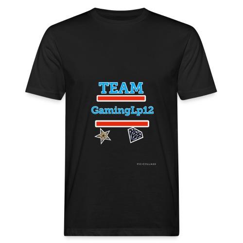 Team GamingLp12 Shirt - Männer Bio-T-Shirt