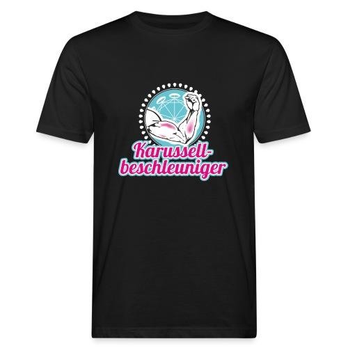 der Karussellbeschleuniger - Männer Bio-T-Shirt