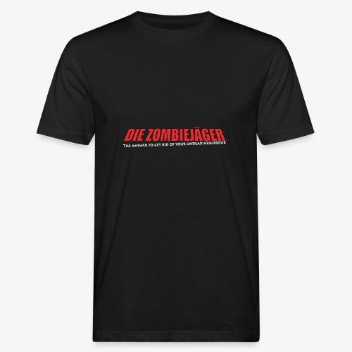 Die Zombiejäger - The Answer - Ekologisk T-shirt herr