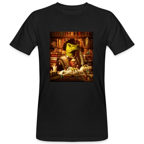 Hildegunst von Mythenmetz - Männer Bio-T-Shirt