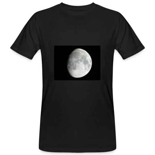 The moon - Men's Organic T-Shirt