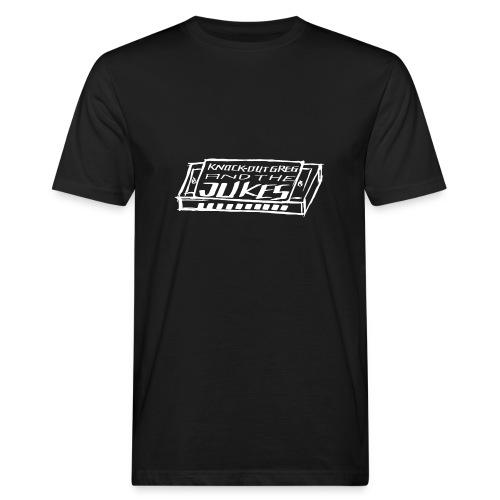 Jukes munspelslogo - Ekologisk T-shirt herr