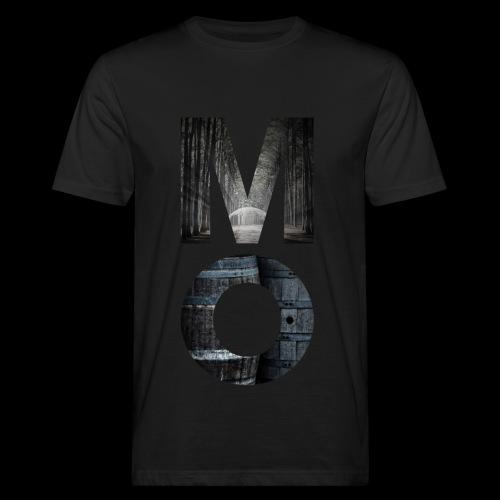 Moonshine Oversight - design épuré - T-shirt bio Homme