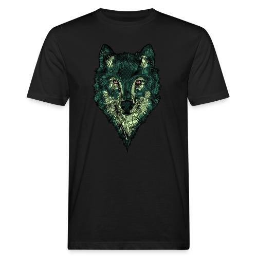 Ulv - Økologisk T-skjorte for menn