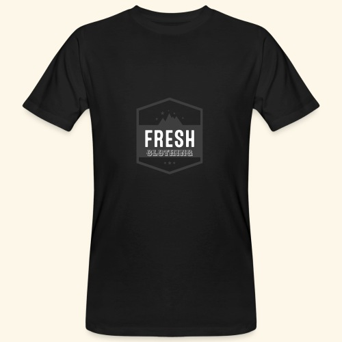 fresh - Men's Organic T-Shirt