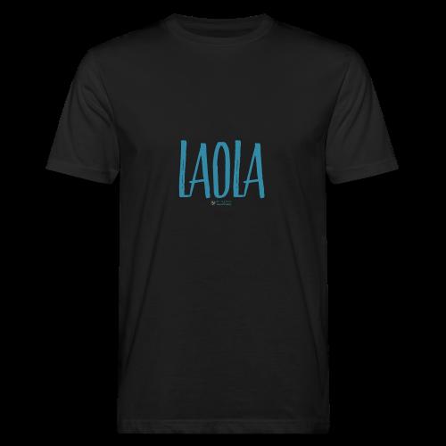 ola - Camiseta ecológica hombre