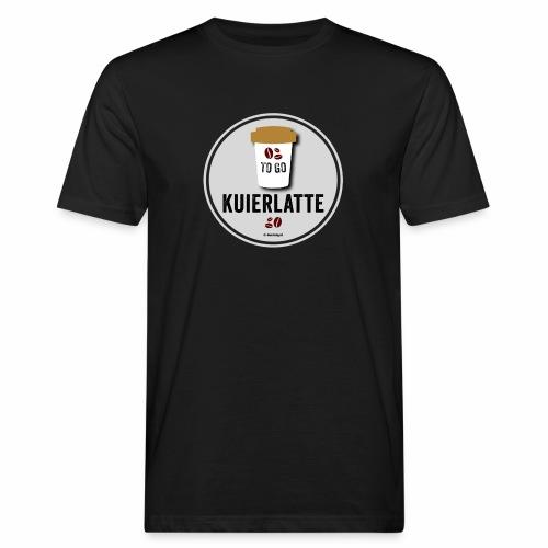 Kuierlatte - Mannen Bio-T-shirt