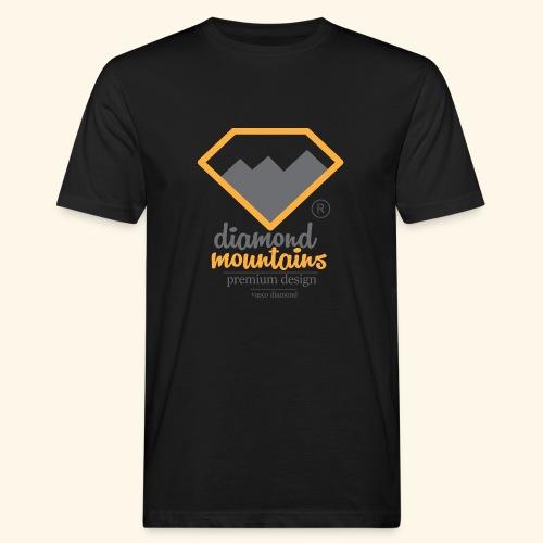 Diamond - Ekologiczna koszulka męska