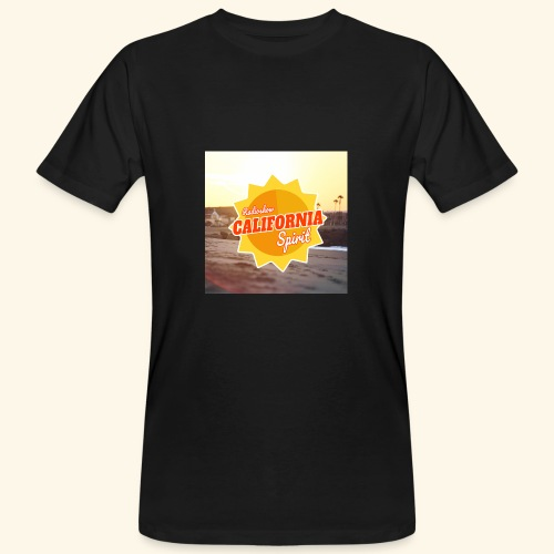 SunRise - T-shirt bio Homme