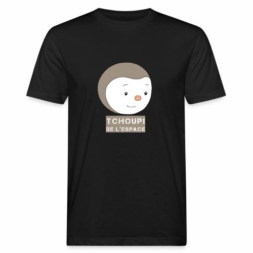 Tchoupi de l'Espace ! - T-shirt bio Homme