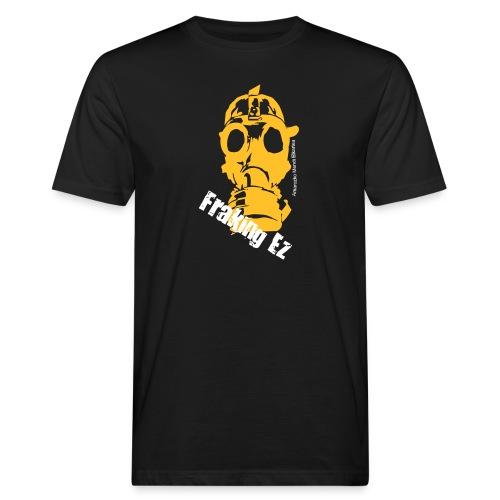 Anti - fraking - Camiseta ecológica hombre