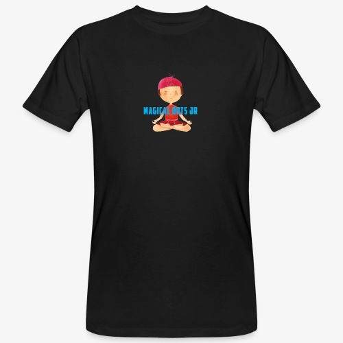 profilo traspartente mdj - T-shirt ecologica da uomo