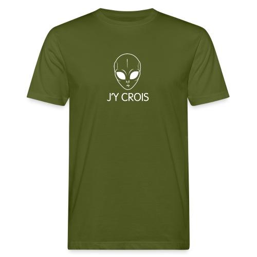 J'YCROIS - T-shirt bio Homme