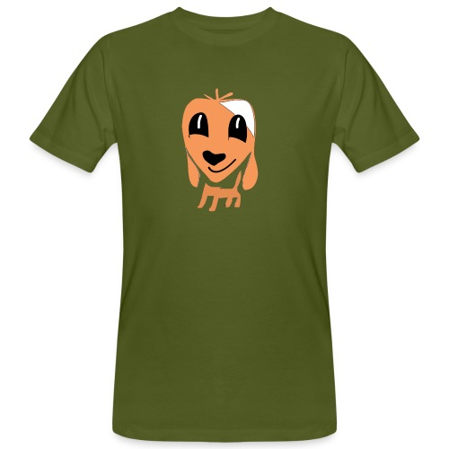 Hundefreund - Men's Organic T-Shirt