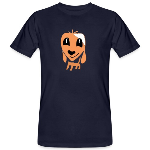 Hundefreund - Men's Organic T-Shirt